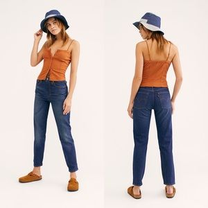 LEVI'S Wedgie Fit Jeans in Authentic Favorite